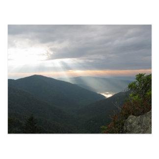 Smoky Mountains 002 Postcard