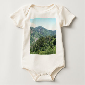 Smoky Mountains Baby Bodysuit