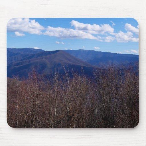 Smoky Mountains - Gatlinburg Mousepads