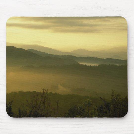 Smoky Mountains Mousepad