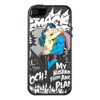 Smooch, Smack - Collage OtterBox iPhone 5/5s/SE Case