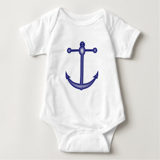 Smooth and Happy Sailing Baby Bodysuit