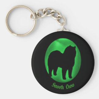 Smooth Chow  Key Chain
