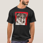 Smooth Collie Portrait T-Shirt