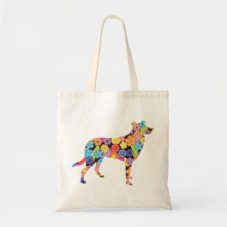 Smooth Collie Tote Bag