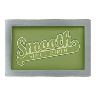 SMOOTH custom belt buckle
