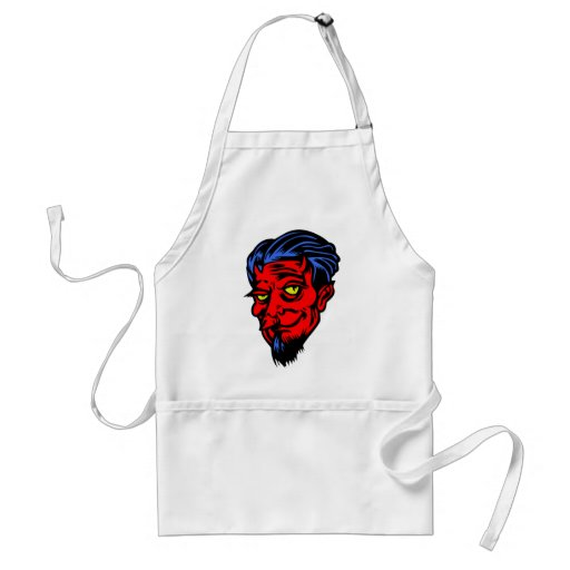 smooth devil aprons