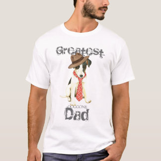 Smooth Fox Terrier Dad T-Shirt