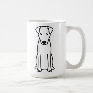 Smooth Fox Terrier Dog Cartoon Coffee Mug