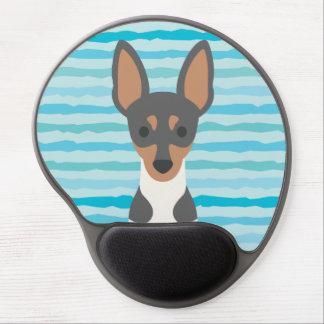 Smooth Fox Terrier Gel Mousepad