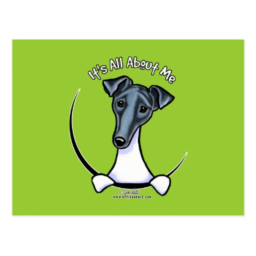 Smooth Fox Terrier IAAM Postcard