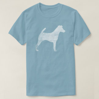 Smooth Fox Terrier Silhouette T-Shirt