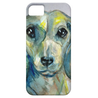 Smooth Haired Dachshund Barely There iPhone 5 Case