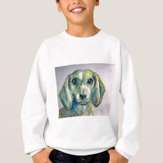 Smooth Haired Dachshund Sweatshirt