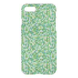 Smooth irregular green background iPhone 8/7 case