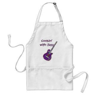 Smooth JazzArt Standard Apron