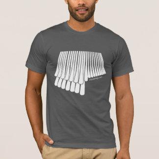 Smooth mbira T-Shirt
