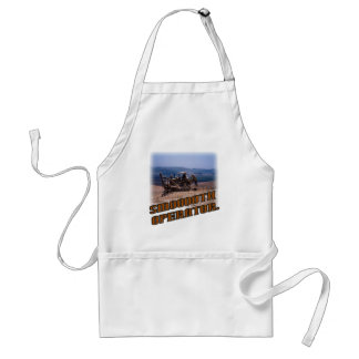 Smooth Operator Adult Apron