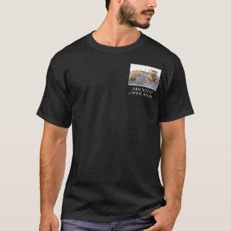 Smooth Operator Black T-Shirt