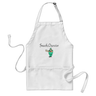 Smooth Operator Standard Apron