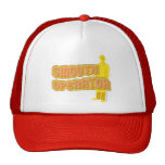Smooth Operator Trucker Hats