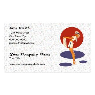 Smooth Sailing Business Card Templates