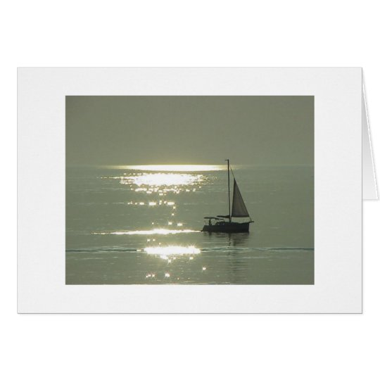 Smooth Sailing Card