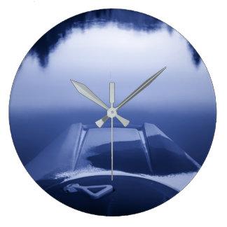 Smooth Sailing Clock