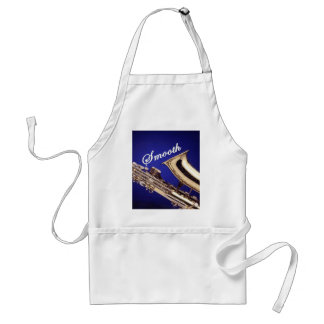 Smooth Saxophone Adult Apron