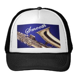 Smooth Saxophone Cap