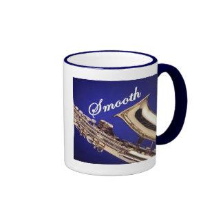 Smooth Saxophone Ringer Coffee Mug