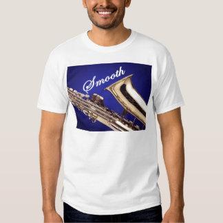 Smooth Saxophone Tee Shirt