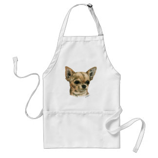 Smoothcoat chihuahua standard apron