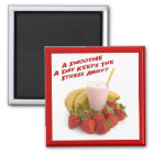 Smoothie Day Magnet