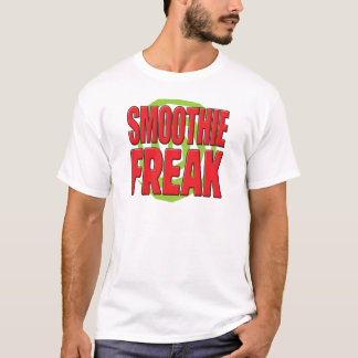 Smoothie Freak R T-Shirt