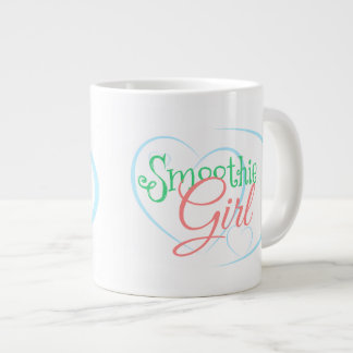 Smoothie Girl Large Mug Jumbo Mug