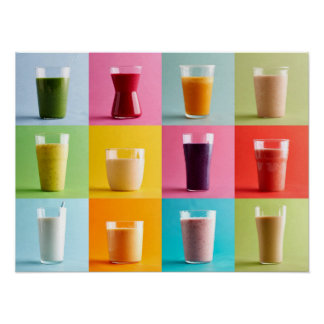 Smoothie Poster