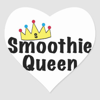 Smoothie Queen Stickers