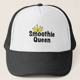 Smoothie Queen Trucker Hat