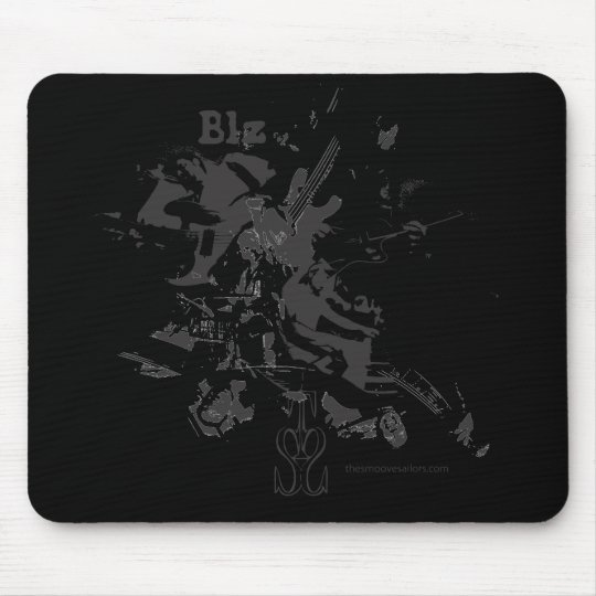 Smoove Blz Mouse Pad