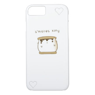 S'more Kitty Card iPhone 8/7 Case