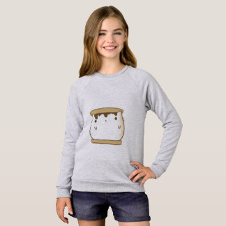 S'mores kitty sweatshirt