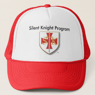 SMOTJ Silent Knight Program - Customized Trucker Hat