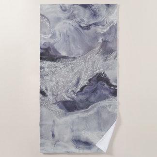 Smoulder Beach Towel