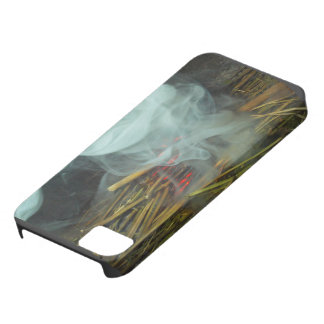 Smouldering Sticks iPhone 5 Cover