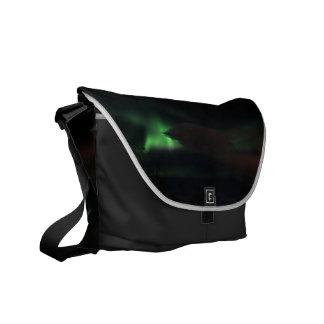 Smudge of Northern Lights Messenger Bags