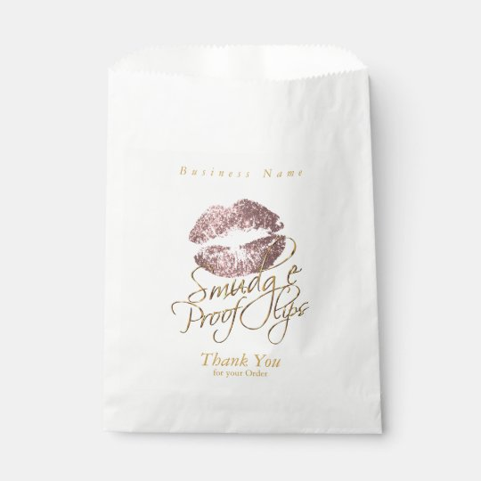 Smudge Proof Lips - Dusty Rose Favour Bags