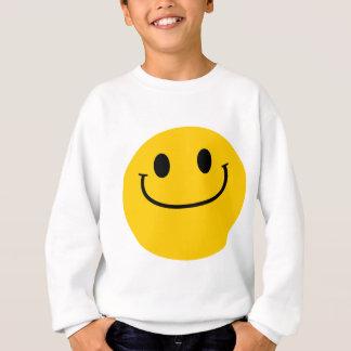 Smug smiley sweatshirt