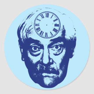 smultronstället classic round sticker