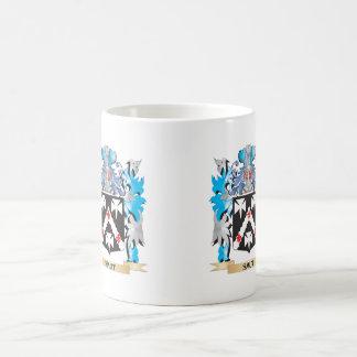 Smut Coat of Arms - Family Crest Basic White Mug